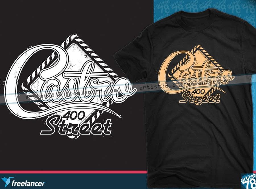 Kilpailutyö #25 kilpailussa Design a T-Shirt for clothing company, easy.