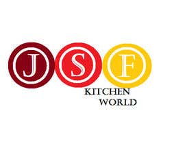 nº 8 pour Design a Logo for JSF Kitchen World par pixieglitzy