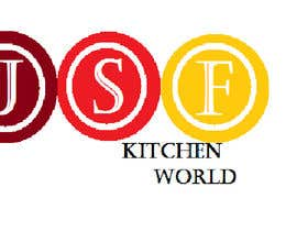 nº 9 pour Design a Logo for JSF Kitchen World par pixieglitzy