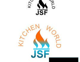 nº 5 pour Design a Logo for JSF Kitchen World par lapogajar