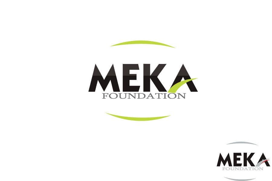 Конкурсная заявка №468 для Logo Design for The Meka Foundation