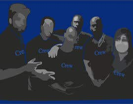 #29 para Silhouette of the Crew por bichirm