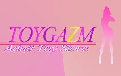 #63 for Design a Logo for my sex toy business - TOYGAZM by elfiword