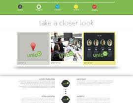 Nro 3 kilpailuun Design a Website Mockup for I.T. Consulting/Development company käyttäjältä georockstar