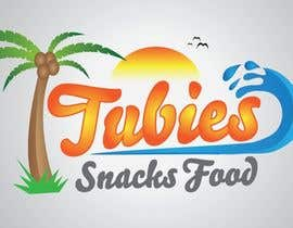 #22 para Design a logo for a new Snack Food company por AWAIS0