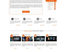 #22 cho Design a Website Mockup for Cloudberry mediabox bởi lauranl