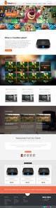 Miniatura da Inscrição nº 5 do Concurso para Design a Website Mockup for Cloudberry mediabox