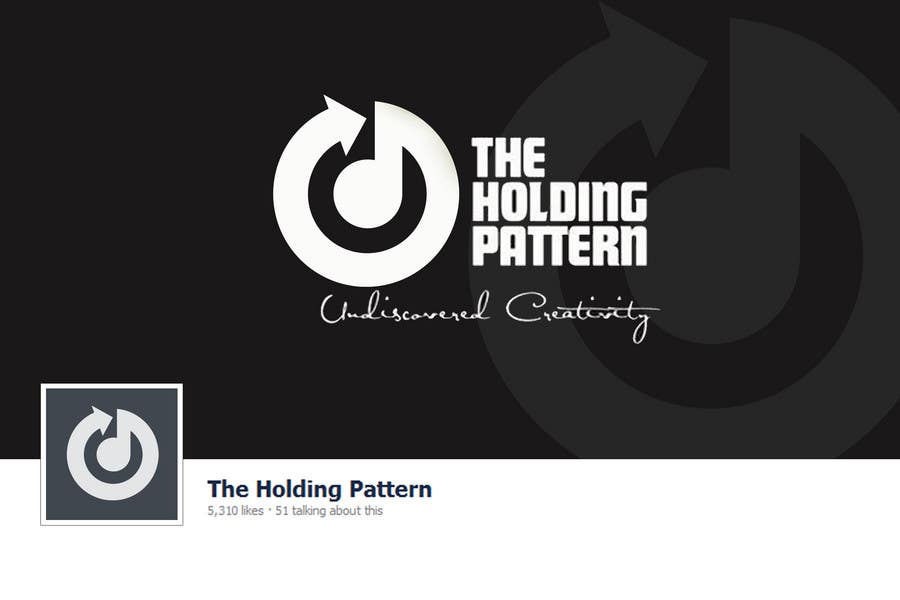 #222 for Logo Design for The Holding Pattern by rogeliobello