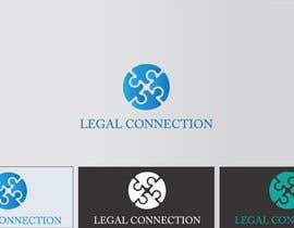 mno55a4c92a22e8b tarafından Logo needed for Legal Connection için no 26