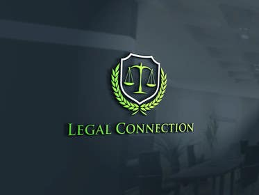 DesignDevil007 tarafından Logo needed for Legal Connection için no 11
