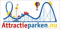 Graphic Design Contest Entry #72 for Create a logo containing a Rollercoaster for a Amusement Parc website
