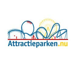 #64 for Create a logo containing a Rollercoaster for a Amusement Parc website by redlampdesign