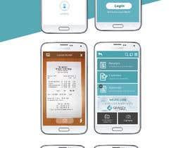 batitix tarafından Design an App Mockup için no 24