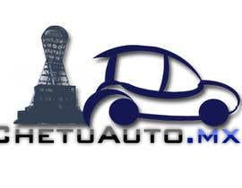 #23 untuk Diseñar un logotipo for chetuauto.mx oleh pratikdas90