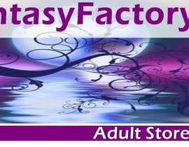 #24 para Design an updated logo for Fantasy Factory.ca Adult Store por chocolatebeauty
