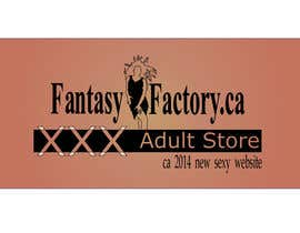 #41 para Design an updated logo for Fantasy Factory.ca Adult Store por pixelldr