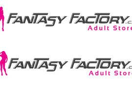 nº 28 pour Design an updated logo for Fantasy Factory.ca Adult Store par xrevolation