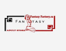 #53 for Design an updated logo for Fantasy Factory.ca Adult Store af ryreya