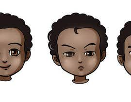#35 para Illustrate Something for Kids Character with facial Expressions por wulanike