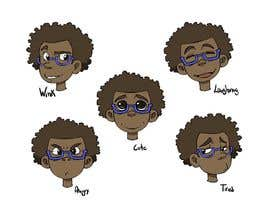 #34 para Illustrate Something for Kids Character with facial Expressions por fcontreras86
