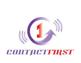 #129 for Contact First - we need a modern, cool logo by pikoylee