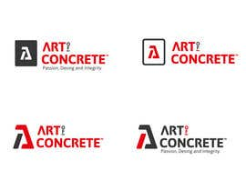 #86 para Design a Logo for The Art of Concrete por gabrielmirandha