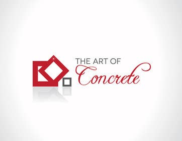 iffikhan tarafından Design a Logo for The Art of Concrete için no 11