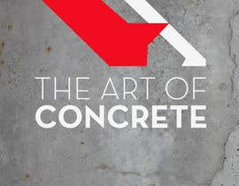 #80 for Design a Logo for The Art of Concrete by ignacioperezroca