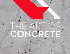 #83 para Design a Logo for The Art of Concrete por ignacioperezroca