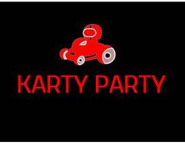 Nro 34 kilpailuun Go Kart / Racing LOGO käyttäjältä dmitrigor1