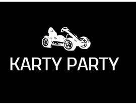 Nro 35 kilpailuun Go Kart / Racing LOGO käyttäjältä dmitrigor1