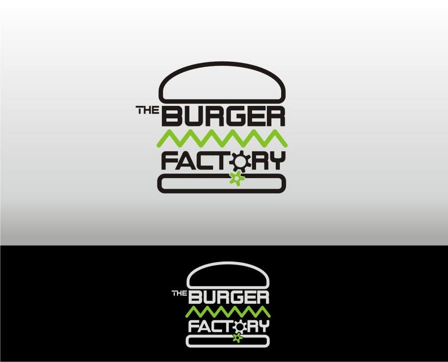 #10 for Logo Design for Burger Factory by JoeMista