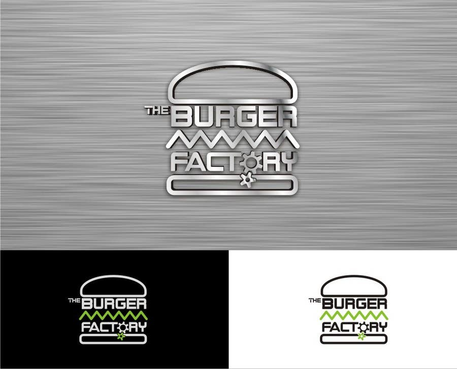 #64 for Logo Design for Burger Factory by JoeMista
