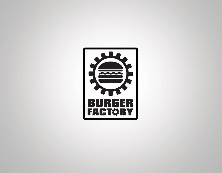 #170 for Logo Design for Burger Factory by Qudoz