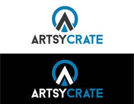 nº 57 pour Design a Logo for ArtsyCrate par texture605
