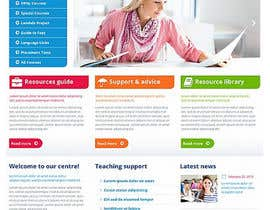 #27 for 10 Page Wordpress Website for an English Teacher Training Company by HiyaroySeo
