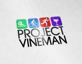 nº 72 pour Design a Logo for Project Vineman par JAKUM