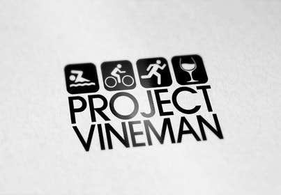 #87 for Design a Logo for Project Vineman by JAKUM