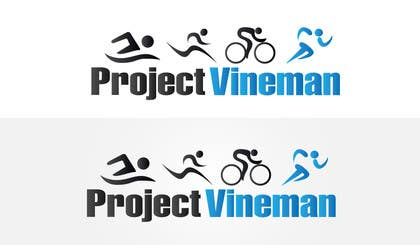 #44 for Design a Logo for Project Vineman by leduy87qn