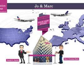 """jjwebdesign tarafından Design an Advertisement """"You Need Joseph & Marc-Christian"""" için no 7"""