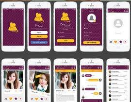 Nro 69 kilpailuun Dating app for Persians  -- 3 käyttäjältä webstudioo
