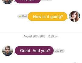 Nro 70 kilpailuun Dating app for Persians  -- 3 käyttäjältä webstudioo