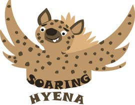 Shuukra tarafından Soaring Hyena Logo için no 8