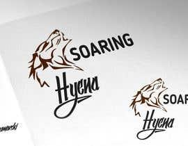 Nro 4 kilpailuun Soaring Hyena Logo käyttäjältä Naumovski