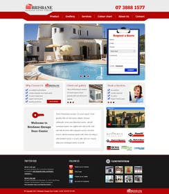 #52 for *****Design variation of existing website by phamtech211