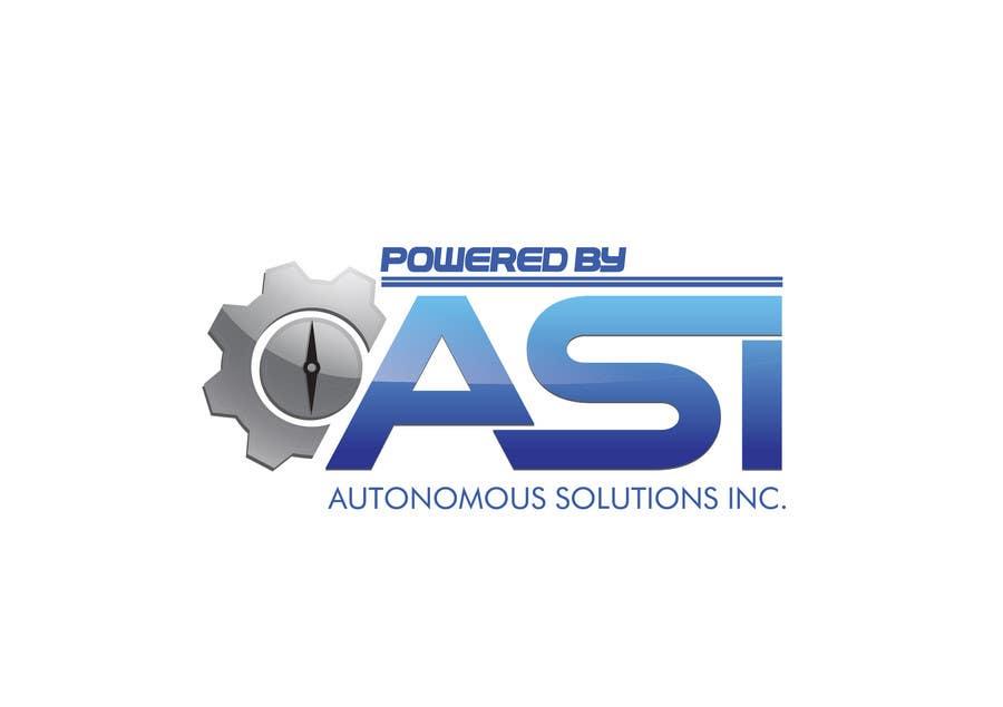 Konkurrenceindlæg #                                        50                                      for                                         Sticker/Badge design for Robotics Company (ASI)