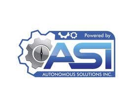 #92 for Sticker/Badge design for Robotics Company (ASI) by venterjanh