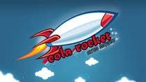 Graphic Design Entri Peraduan #27 for Design a Logo for Cola Rocket