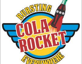 #42 para Design a Logo for Cola Rocket por obrejaiulian