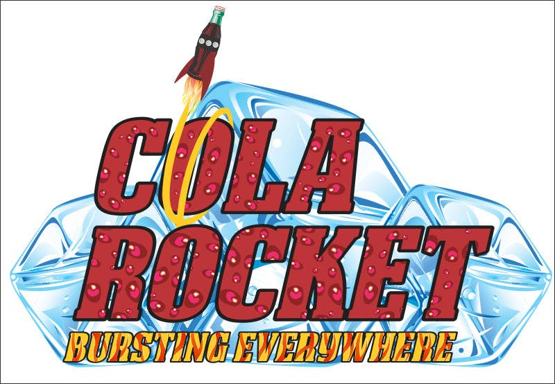 Penyertaan Peraduan #                                        53                                      untuk                                         Design a Logo for Cola Rocket